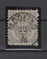 X2371/ AUSTRIA – MI # 48 D USED CERTIFICATE – CV 440 $