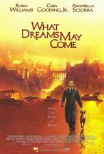 "WHAT DREAMS MAY COME Movie Poster [Licensed-New-USA] 27x40"" Theater Size"