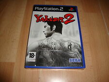Yakuza 2 Sony PS2 Español precintado