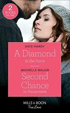 A Diamond In The Snow by Major, Michelle,Hardy, Kate, Good Used Book (Paperback)