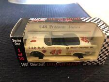 Rcca Nascar Legend Possum Jones #48 57' Chevy Conv. 1:64 D-cast Very Rare Mint