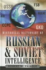 Historical Dictionary of Russian and Soviet Intelligence (Historical-ExLibrary
