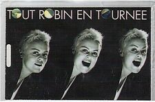 MURIEL ROBIN vintage used PASS concert spectable ALL ACCESS