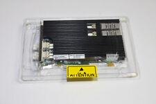 Riverbed 10GbE 2 Port SR Fiber PCIe Gen-2 Ethernet Card 410-00302-02 Rev 1.2 NEW