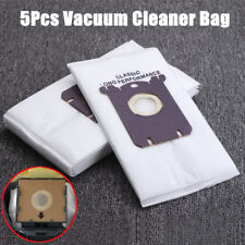 5Pzs Bolsa Bag Aspiradora Polvo Lavable Nonwovens Para Philips Electrolux S-bag