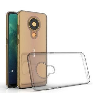 For Nokia 5.3 Case Clear Silicone Ultra Slim Gel Cover