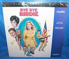 BYE BYE BIRDIE PIONEER VIDEO LASER DISC 1963 PIONEER SPECIAL EDITION