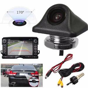 Universal Car Rear View Camera Parking Reverse Backup Auto Night Vision Camera