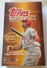 2012 Topps Series 2 HOBBY Box (Relic/Variation/SP/Cut Bryce Harper 661 RC Auto)?