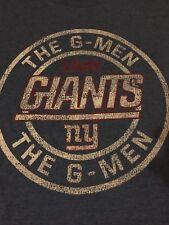 NY Giants G MEN 1925 T Shirt Retro XL Odell Beckham JR Rare Collectors Shirt