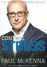 Control Stress by Paul McKenna (NEW)