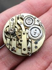 Nice enameled dial Pocket watch Movement &