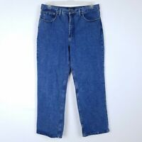 511 5.11 TACTICAL Jeans Medium Relaxed Straight Leg Wash Men's size 32×30