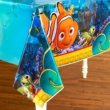 Disney Finding Nemo Table Cover Birthday Party Baby Shower