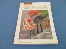 Guitar. Bass Aerobics For All Levels By Jon Liebman 2011 First Editon Softcover