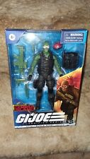 GI Joe Classified Coba Island Beach Head Target Exclusive Wayne Sneeden IN HAND