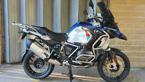 BMW R1250GS A TE Rallye, 2020, 2,714 Miles, Immaculate Condition, 1 Owner