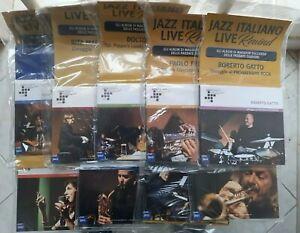 JAZZ ITALIANO LIVE REWIND N. 9 CD + COFANETTO  PP/115