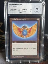 MRM FR/VF Medaillon de saphir - Sapphire Medallion Grade 9 Mint MTG Tempest