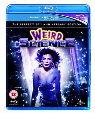BLU-RAY   WEIRD SCIENCE    BRAND NEW SEALED UK STOCK