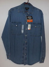 Dakota Denim Shirt. Size Small. Snap Front. New with Tags.