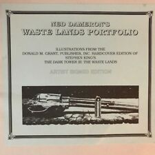 SCARCE NED DAMERON'S WASTE LANDS PORTFOLIO: first edition