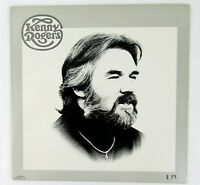 "Kenny Rogers Self-Titled Record 12"" Vinyl LP Album 33 RPM 1976  Lucille B1"