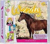 Folge 62: die Heimliche Prinzessin von Wendy | CD | Zustand gut