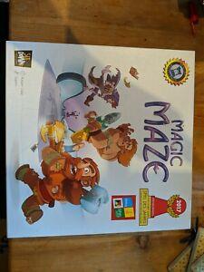 Magic Maze Board Game - New