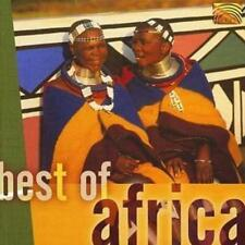 Various Artists - Best of Africa [World Music Network] (2001)