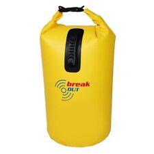 Breakout Étanche Dry Sac Canoë/Kayak Sack 50 L Jaune