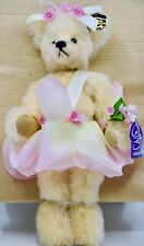 Annette Funicello Colectible Bear Co - Rosey Petals - Numbered - 9 Inches - Rare