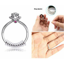 12stk PTU Ring Größe Ringverkleinerer RingGröße Anpasser Einfügen Verstellungen