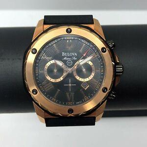 Bulova Marine Star Multifunction Men's Watch Model C9671396