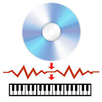 Most Sounds on CD: Casio CZ-1 CZ-101 CZ-1000 CZ-3000 CZ-5000
