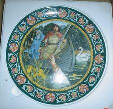 Wedgwood Collectors Plate EXCALIBUR - LEGEND OF KING ARTHUR