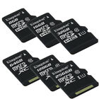 Kingston 80MB/s 256GB 128GB 64GB 32GB 16GB micro SD SDHC SDXC Card Lot Class 10