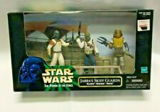 Hasbro Star Wars Power of the Force - Jabbas Skiff Guards Klaatu Barbada Figures