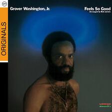 GROVER WASHINGTON JR. Feels So Good 2009 reissue digipak CD album NEW/SEALED