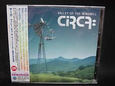 CIRCA Valley Of The Windmill + 1 JAPAN CD Yes Yoso Toto Conspiracy Great White