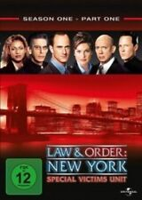 LAW & ORDER: NEW YORK-SPECIAL VICTIMS UNIT - 3 DVD NEUWARE CHRISTOPHER MELONI