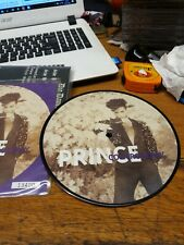 """NEW PRINCE CONTROVERSY 7"""" VINYL Picture Pic Disc  LTD COLLECTOR'S EDITION  13400"""