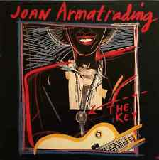 JOAN ARMATRADING - The Key (LP) (VG+/VG+)