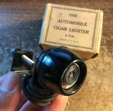 Antique Vintage Auto Dash Interior Part in Box