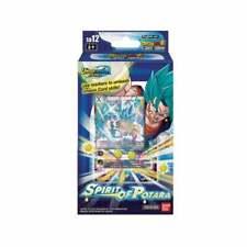 Dragon Ball Super Card Game Spirit of Potara Starter Deck SD12 Z