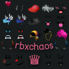 ♛ ROBLOX | BEST LIMITED ITEMS AND FACES FOR CHEAP ♛ (READ DESCRIPTION FIRST)