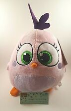 """OFFICIAL 8"""" ANGRY BIRD PINK HATCHLINGS ANGRY BIRDS THE MOVIE PLUSH SOFT TOYS"""