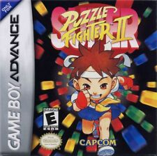 Super Puzzle Fighter 2 GBA New game_boy_advance