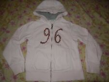 GILET/SWEET A CAPUCHE  FILLE  Rose (OKAIDI)   T7-8 ANS (128cm)   TBE