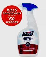 3 Pack Multi Surface Sani Spray Fragrance Free Food Service